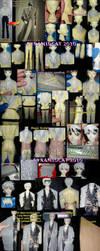 Clamp Seishirou Sculpt Mod WIP by Pyramidcat