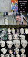 Sailor Moon Mamoru Sculpt WIP by Pyramidcat
