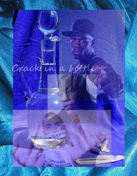 Crack in a bottle by Renae4life