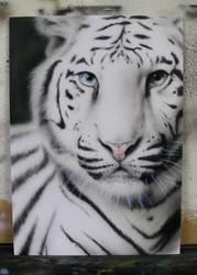 White Tiger by BleedingBlack666