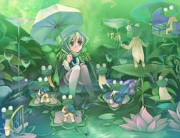 After Rain Symphony by muhoho-seijin