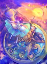 Waltz by muhoho-seijin