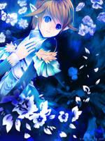 Nachel -Blue Current- by muhoho-seijin
