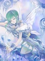 Winter Fairy by muhoho-seijin