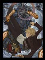 Time traveler by muhoho-seijin