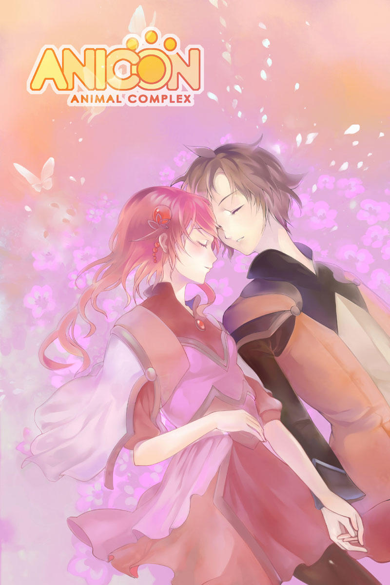 Anicon - Clena and Kad by muhoho-seijin