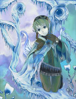 Winter by muhoho-seijin