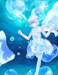 Blue Realm by muhoho-seijin