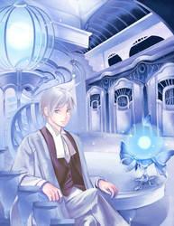 Eternity by muhoho-seijin