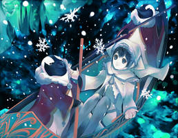 Ice Gondola by muhoho-seijin