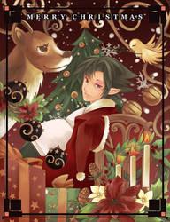 Christmas 2006 by muhoho-seijin
