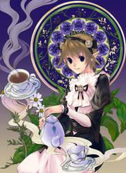 Nachel -Poster- by muhoho-seijin