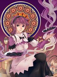 Rosey -Poster- by muhoho-seijin