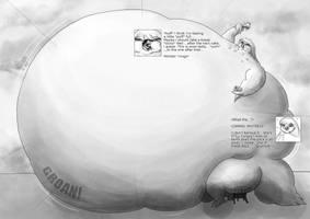 Fat Bird 12 by dawnstrider79