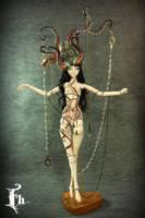 Octopus doll bjd by Aidamaris  Forgotten Hearts by FHdolls