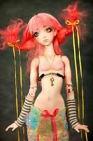 OOAK Porcelain BJD Doll by Forgotten Hearts by FHdolls
