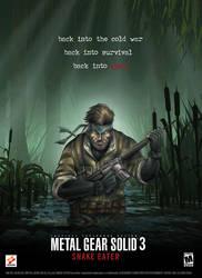 M.G.S. -snake eater- AD by RIVOLUTION