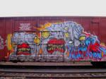 Train Monsters by worldtravel04
