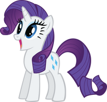 Inspired Rarity by TecknoJock