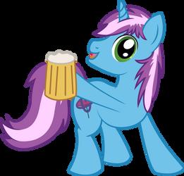 Gyro Drinking by TecknoJock