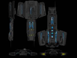 Morpheus Class Orthos by EpytronOmega