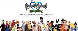 Kingdom Hearts Keepers by Trackforce