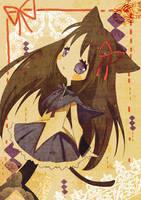 homunyan by sakuramori-sumomo