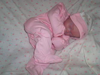 Reborn Doll, Emily Rose by ruthbeckersc