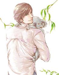 Henry and koalas by grandeu-R