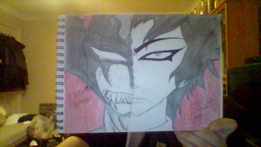 Devil Man Crybaby- Akira Fudo by pirate-cam