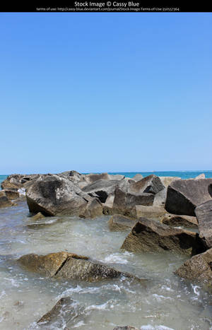 Beach Stock 153 by Cassy-Blue