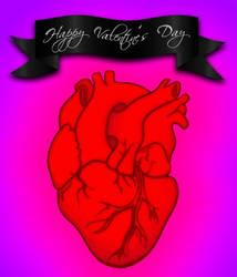 Happy Valentine's Day by PassiveWarrior