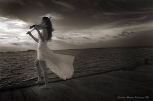 sunset simphony by noenoe