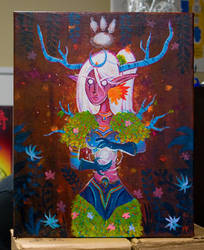 Druid by cwgabriel