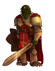 Dragonborn by cwgabriel