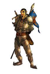 Warlord by cwgabriel