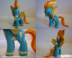 Spitfire Custom by saucycustoms