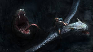 Year of snake by SKtneh
