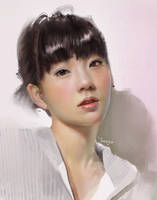 Tae Yeon by SKtneh
