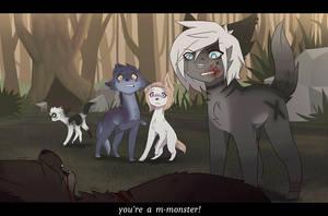 Monster by SleepyGrim