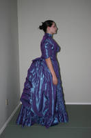 Victorian Gown Reproduction by benedictenyree