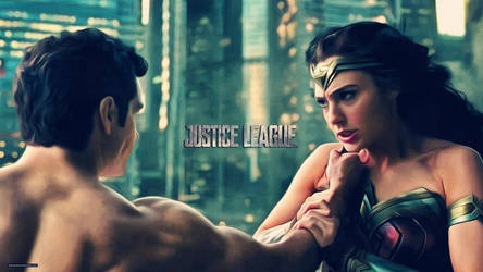 Justice League (Wallpaper 4k) by thephoenixprod