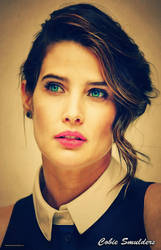 Cobie Smulders (Golden) by thephoenixprod