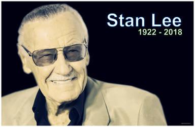 Stan Lee (1922-2018) (Tribute) by thephoenixprod