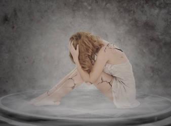 My sadness - Anxiety by kawaiiunicornbitch