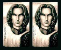 OldNew Maedhros stereogram by Sirielle