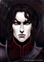 Not Maedhros, Feanor by Sirielle