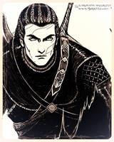 Findekano Thangorodrim v1 by Sirielle