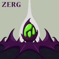 Zerg Egg by Landmine752