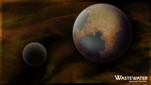 Wastewater Planet by Landmine752